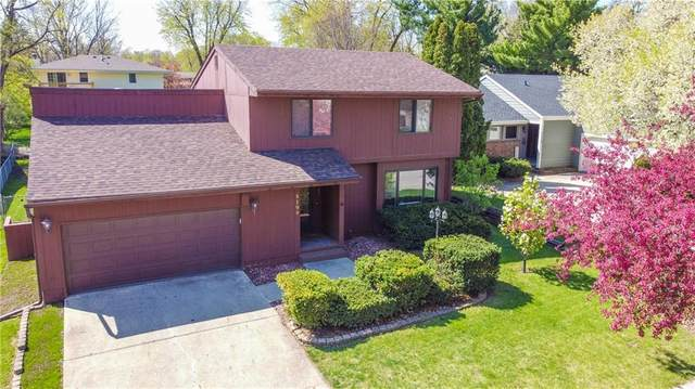 5108 Twana Drive, Des Moines, IA 50310 (MLS #627358) :: Moulton Real Estate Group