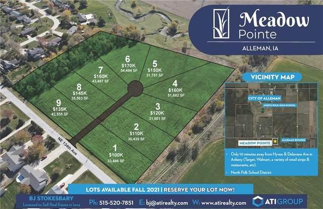 1 Meadow Court, Alleman, IA 50006 (MLS #627370) :: Pennie Carroll & Associates