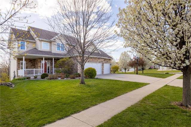 3502 SW Sawgrass Parkway, Ankeny, IA 50023 (MLS #627464) :: Moulton Real Estate Group