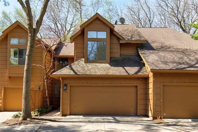 7064 Oak Brook Drive, Urbandale, IA 50322 (MLS #627679) :: Pennie Carroll & Associates