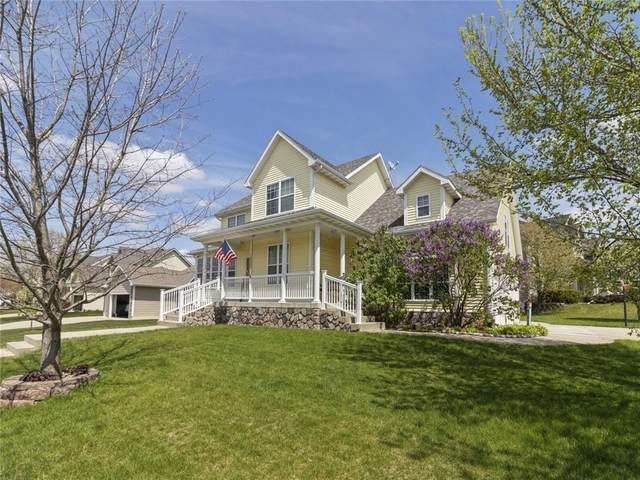 16007 Tanglewood Drive, Urbandale, IA 50323 (MLS #627836) :: Pennie Carroll & Associates