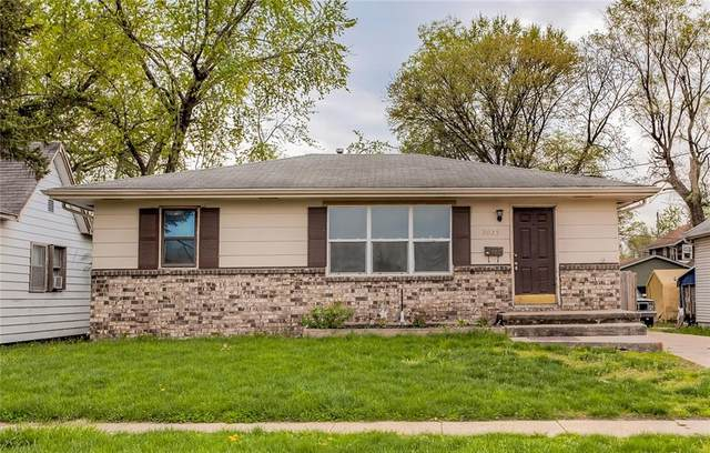 3025 Dean Avenue, Des Moines, IA 50317 (MLS #627839) :: EXIT Realty Capital City