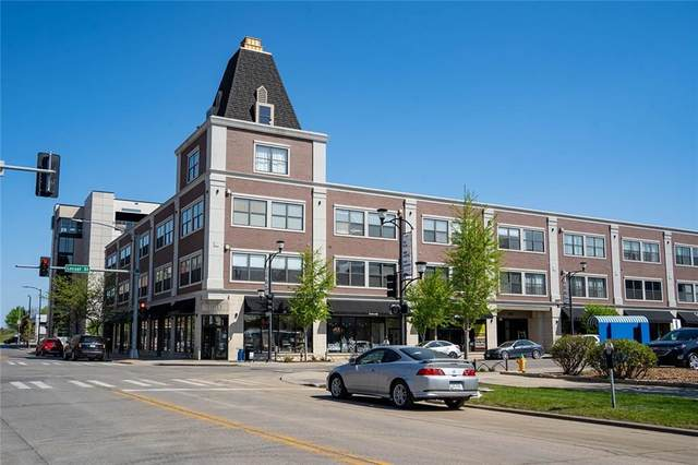 400 E Locust Street #102, Des Moines, IA 50309 (MLS #628046) :: EXIT Realty Capital City