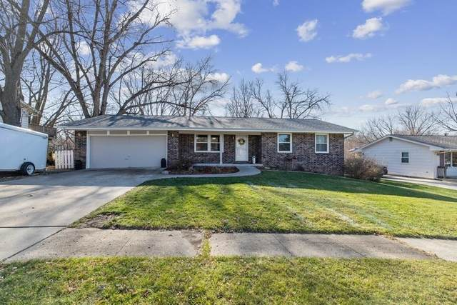 1005 Caroline Terrace, Indianola, IA 50125 (MLS #628089) :: Better Homes and Gardens Real Estate Innovations