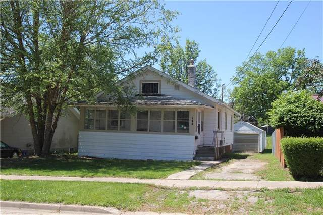 207 W 10th Street S, Newton, IA 50208 (MLS #628134) :: EXIT Realty Capital City