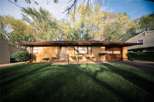 7703 SW 10th Street, Des Moines, IA 50315 (MLS #628145) :: Moulton Real Estate Group