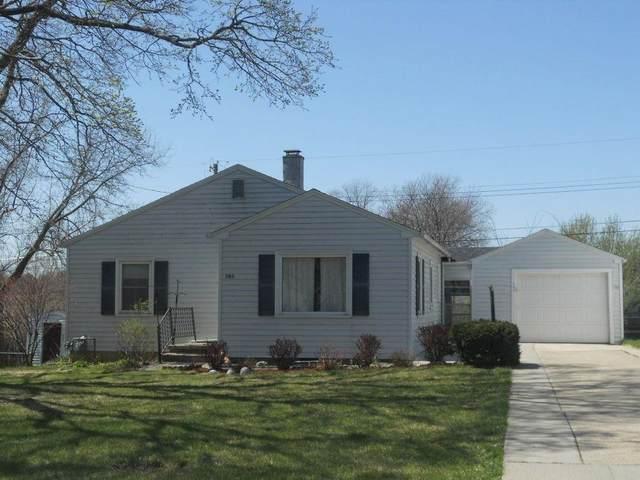 503 E 20th Street S, Newton, IA 50208 (MLS #628189) :: EXIT Realty Capital City