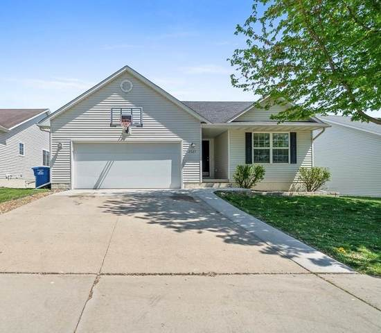 2527 Whispering Ridge Drive, Des Moines, IA 50320 (MLS #628197) :: EXIT Realty Capital City