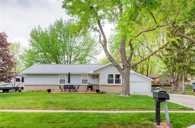 616 Roosevelt Street, Polk City, IA 50226 (MLS #628213) :: EXIT Realty Capital City