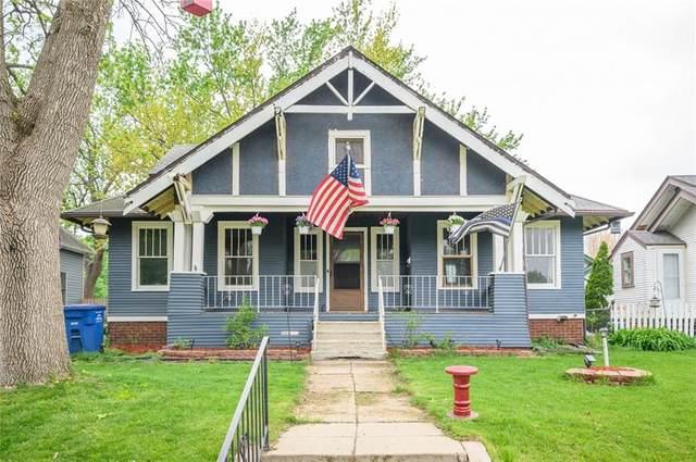 3718 4th Street, Des Moines, IA 50313 (MLS #628220) :: Pennie Carroll & Associates