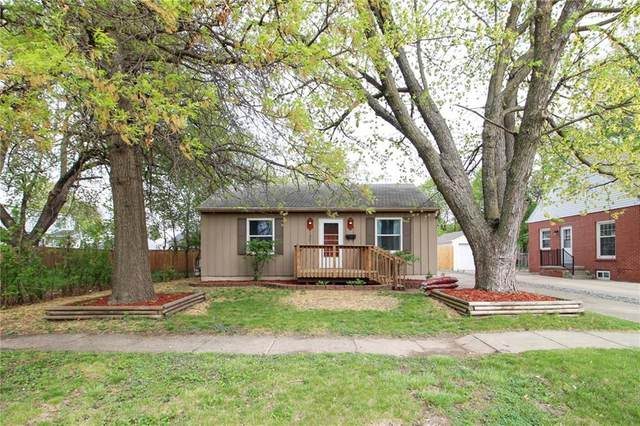 1821 56th Street, Des Moines, IA 50310 (MLS #628235) :: EXIT Realty Capital City