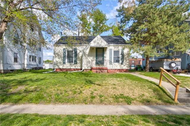 3717 3rd Street, Des Moines, IA 50313 (MLS #628250) :: EXIT Realty Capital City