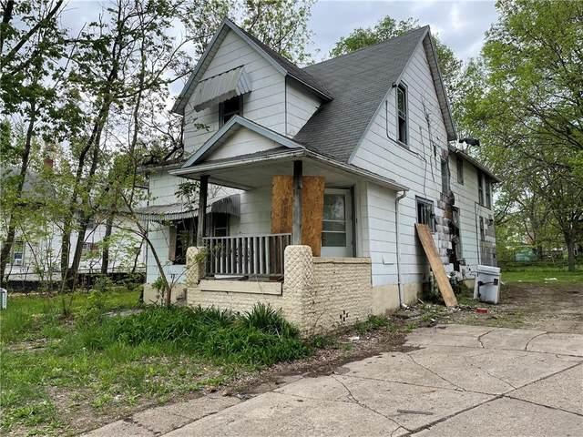 1814 Arlington Avenue, Des Moines, IA 50314 (MLS #628256) :: EXIT Realty Capital City