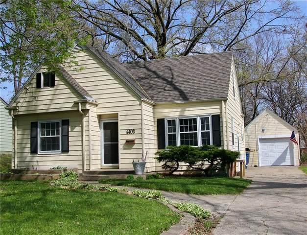 6103 Pleasant Drive, Des Moines, IA 50312 (MLS #628341) :: EXIT Realty Capital City