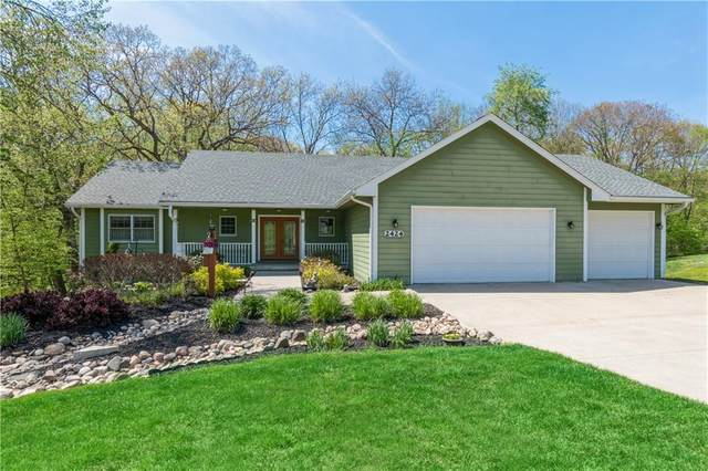 2424 SE Timberland Hills Drive, Pleasant Hill, IA 50327 (MLS #628388) :: Better Homes and Gardens Real Estate Innovations