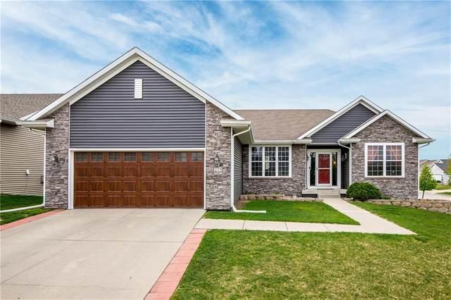 215 Hartford Drive, Ames, IA 50014 (MLS #628448) :: EXIT Realty Capital City