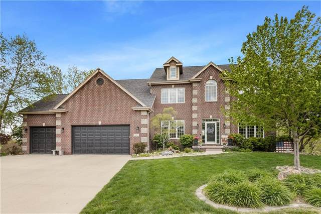 2025 Creekview Court, Waukee, IA 50263 (MLS #628523) :: Moulton Real Estate Group