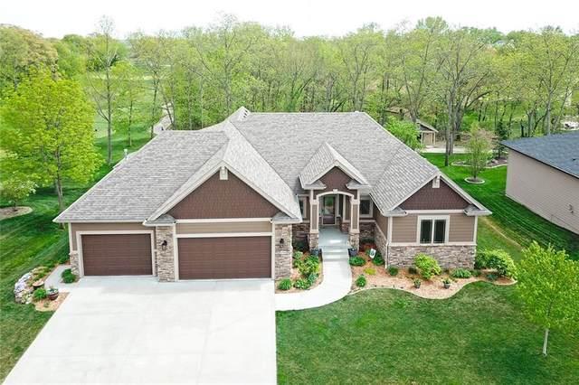 1310 Oakwood Drive, Polk City, IA 50226 (MLS #628528) :: Moulton Real Estate Group