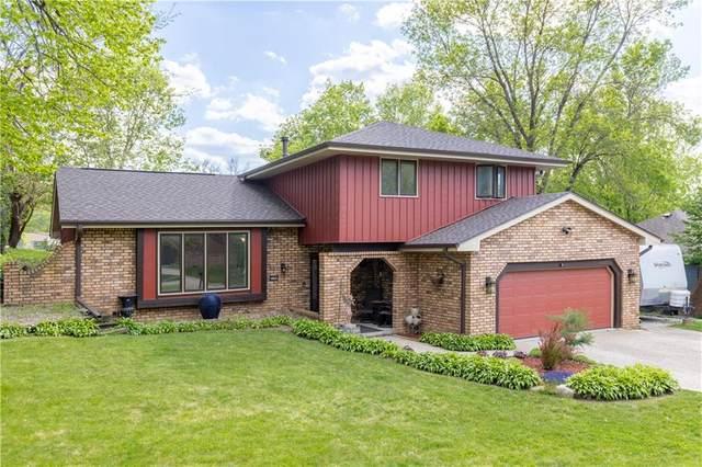 3708 Skyline Drive, Des Moines, IA 50310 (MLS #628593) :: Moulton Real Estate Group