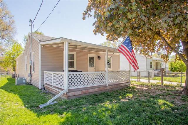 2025 E 25th Street, Des Moines, IA 50317 (MLS #628661) :: Moulton Real Estate Group