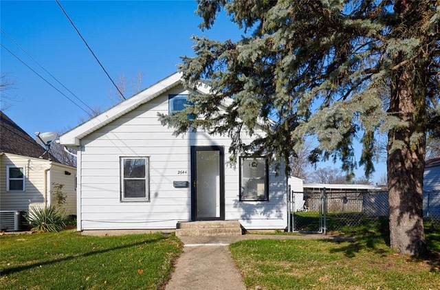 2644 Chicago Avenue, Des Moines, IA 50317 (MLS #628679) :: Moulton Real Estate Group