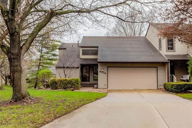 4934 W Park Drive E-3, West Des Moines, IA 50266 (MLS #628681) :: Pennie Carroll & Associates
