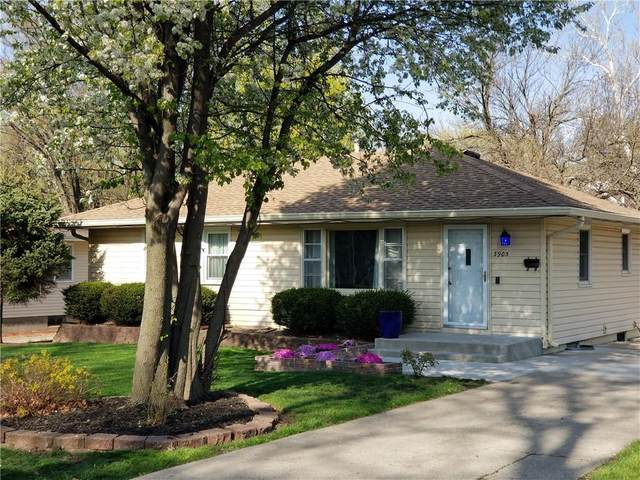 3903 56th Street, Des Moines, IA 50310 (MLS #628703) :: Moulton Real Estate Group
