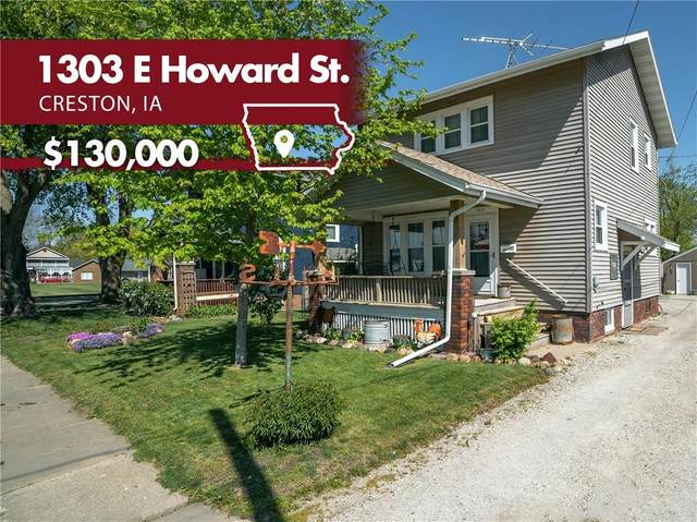 1303 Howard Street E, Creston, IA 50801 (MLS #628709) :: EXIT Realty Capital City
