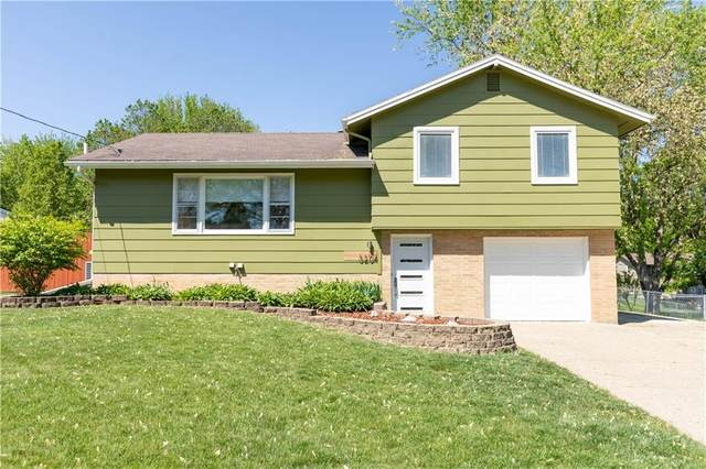 3204 92nd Street, Urbandale, IA 50322 (MLS #628711) :: Moulton Real Estate Group