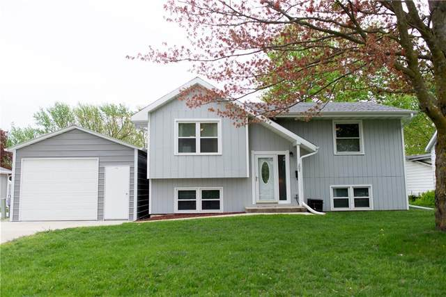 203 NW 3rd Street, Greenfield, IA 50849 (MLS #628722) :: Moulton Real Estate Group