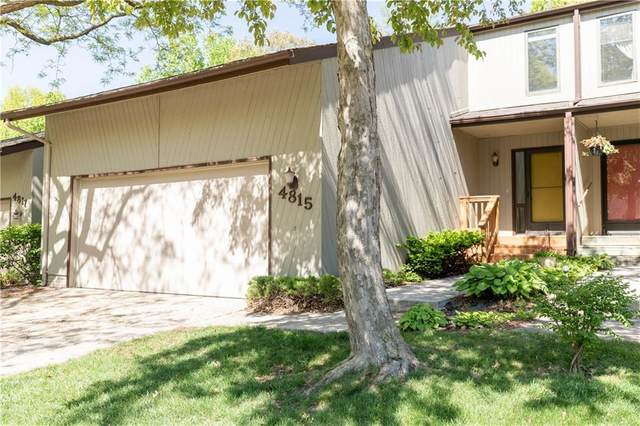 4815 Cedar Drive #61, West Des Moines, IA 50266 (MLS #628771) :: Pennie Carroll & Associates