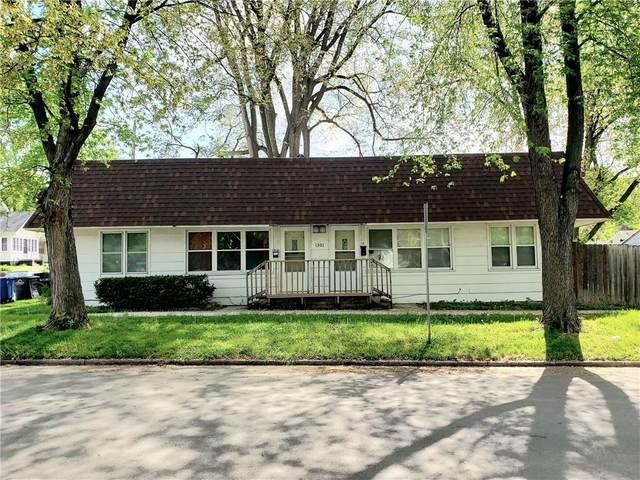 1301 E Sheridan Avenue, Des Moines, IA 50316 (MLS #628822) :: Pennie Carroll & Associates