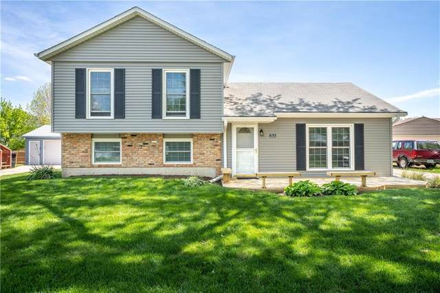 513 NW Chapel Drive, Ankeny, IA 50023 (MLS #628905) :: Pennie Carroll & Associates