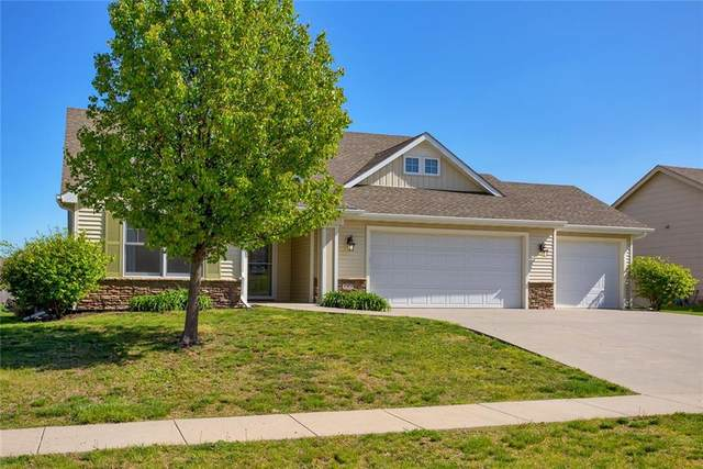 408 SW 32nd Street, Ankeny, IA 50023 (MLS #628926) :: Pennie Carroll & Associates