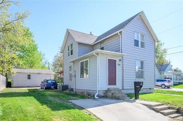 821 Cleveland Avenue, Des Moines, IA 50316 (MLS #628939) :: Pennie Carroll & Associates