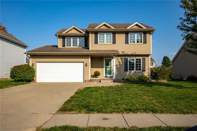 4303 SW Elm Court, Ankeny, IA 50023 (MLS #628941) :: Pennie Carroll & Associates