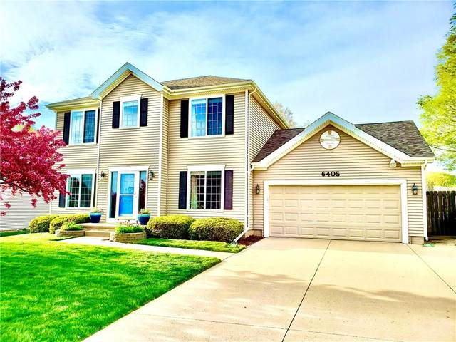 6405 Orchard Drive, West Des Moines, IA 50266 (MLS #628993) :: Pennie Carroll & Associates