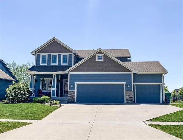 1023 NW 32nd Street, Ankeny, IA 50023 (MLS #629025) :: Pennie Carroll & Associates