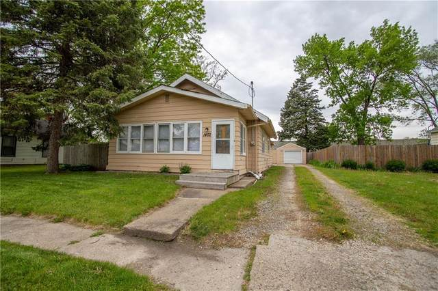 1452 E 22nd Street, Des Moines, IA 50317 (MLS #629160) :: EXIT Realty Capital City