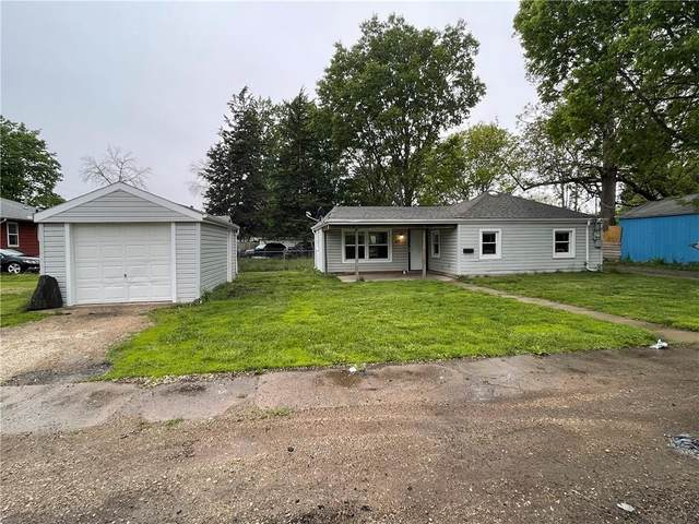 2838 Dean Avenue, Des Moines, IA 50317 (MLS #629213) :: EXIT Realty Capital City