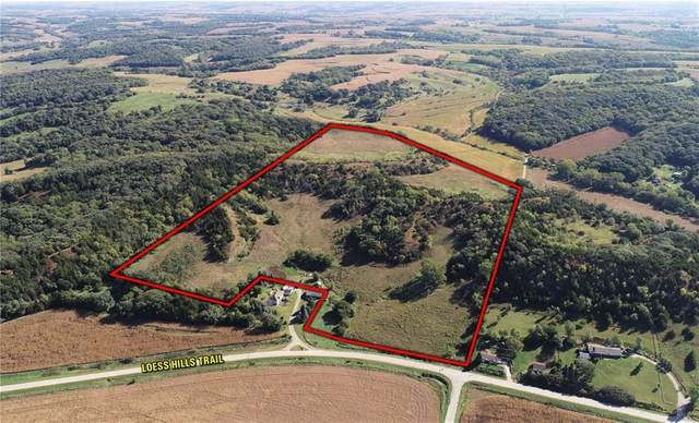 00 Loess Hills Trail, MISSOURI VALLEY, IA 51555 (MLS #629936) :: Better Homes and Gardens Real Estate Innovations
