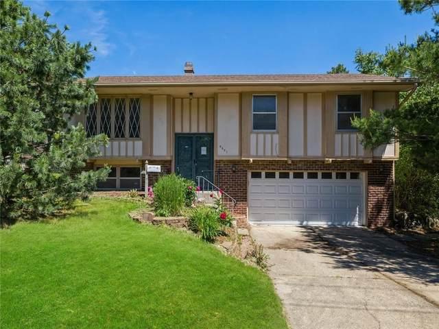 4601 Aurora Avenue, Des Moines, IA 50310 (MLS #630427) :: EXIT Realty Capital City