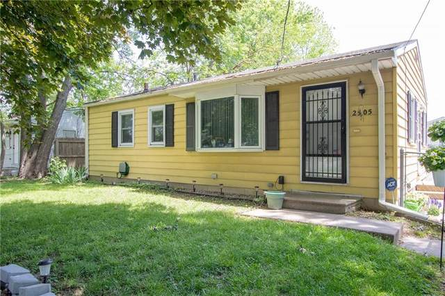 2905 E 22nd Court, Des Moines, IA 50317 (MLS #630503) :: EXIT Realty Capital City