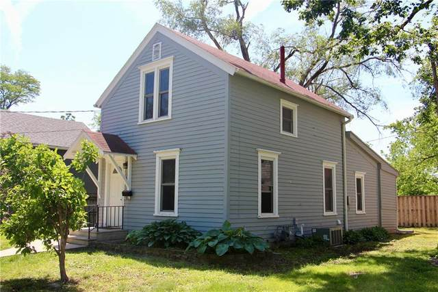 1208 3rd Avenue, Grinnell, IA 50112 (MLS #630769) :: Moulton Real Estate Group
