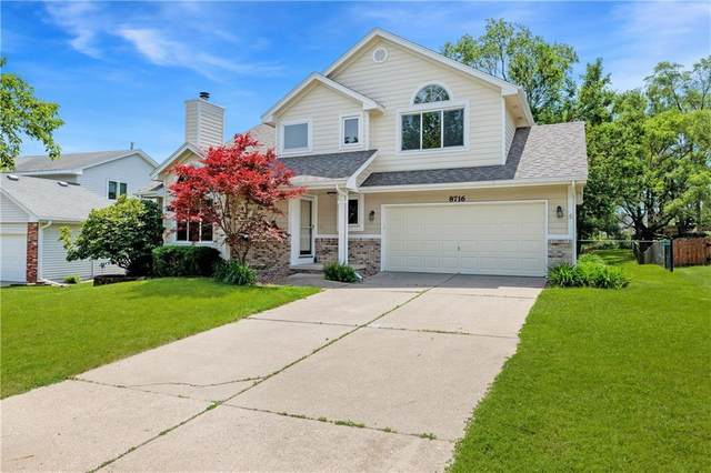 8716 Oakdale Drive, Johnston, IA 50131 (MLS #630924) :: Better Homes and Gardens Real Estate Innovations