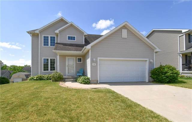 740 Sunridge Drive, Carlisle, IA 50047 (MLS #630938) :: Better Homes and Gardens Real Estate Innovations