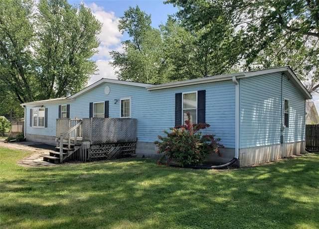 309 West Street, Reasnor, IA 50232 (MLS #630968) :: Moulton Real Estate Group