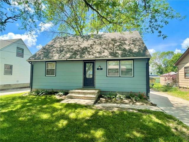 2524 E 39th Court, Des Moines, IA 50317 (MLS #631009) :: EXIT Realty Capital City