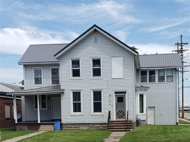 415 E Main Street, Montezuma, IA 50171 (MLS #631021) :: Better Homes and Gardens Real Estate Innovations