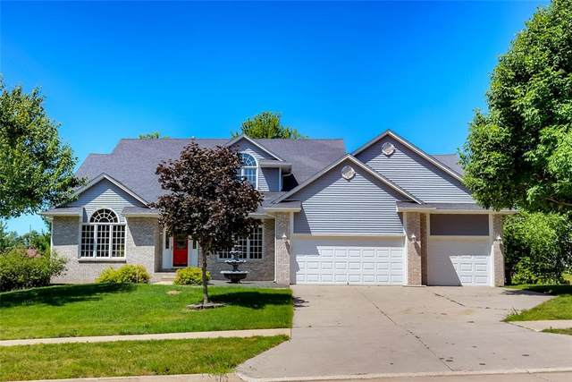 4845 Augusta Lane, Pleasant Hill, IA 50327 (MLS #631060) :: EXIT Realty Capital City